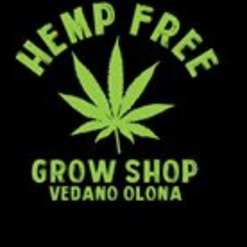 Hempfree Vedano olona logo