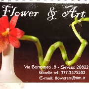Flower & Art logo
