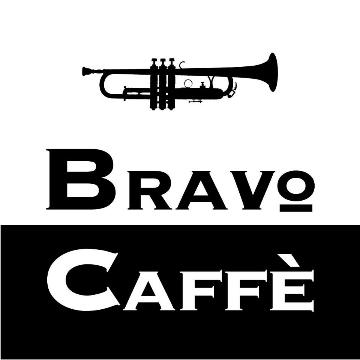 Bravo caffè logo