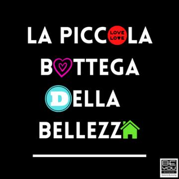 LA PICCOLA BOTTEGA DELLA BELLEZZA logo