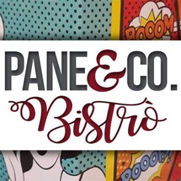 PANE & CO logo
