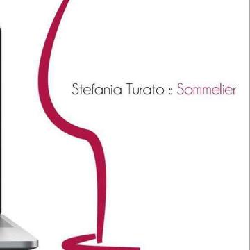 Stefania Turato Sommelière logo