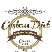 Custom diet nutrition logo