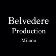 Belvedere Production Milano logo