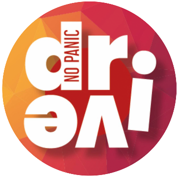 AUTOSCUOLA Bibiana Po Nopanicdrive logo