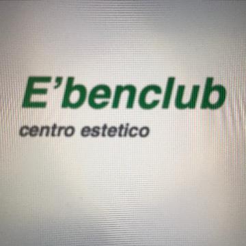 Èbenclub Centro Estetico logo