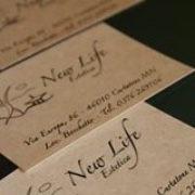 New Life Estetica logo