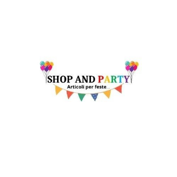 Shop and Party logo