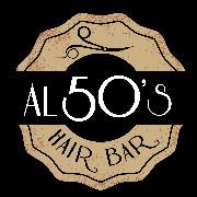 Al50's hairbar logo