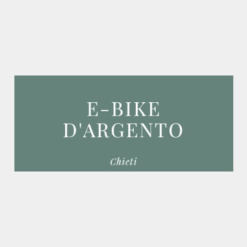E-Bike D'Argento logo