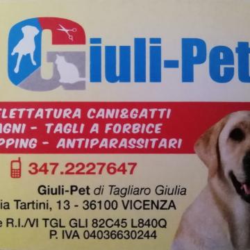 Giuli-pet logo