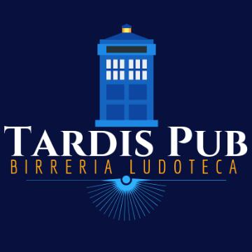 Tardis Pub logo