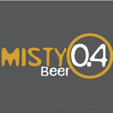 Misty0.4Beer logo