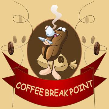 COFFEE BREAK POINT logo