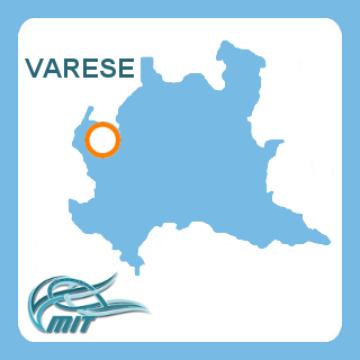 Motorizzazione di Varese logo