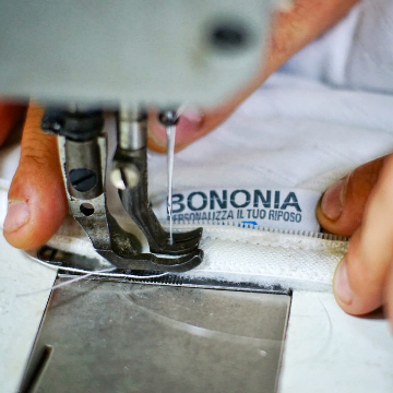 Bononia Materassi logo