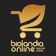 BIOLANDIAONLINE Cosmesi Biologica logo