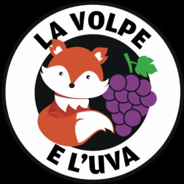 LA VOLPE E L'UVA logo