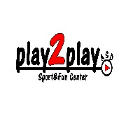 PLAY2PLAY SPORT&FUN CENTER logo
