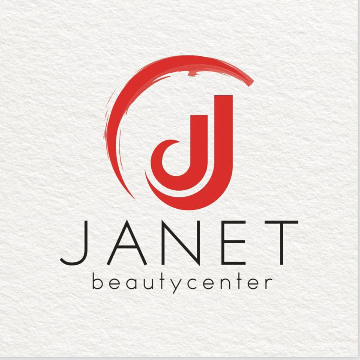 Janet Beauty center logo