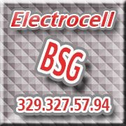 Electrocell Bsg logo
