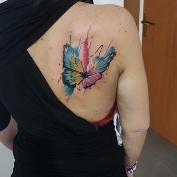 Zero Pensieri Tattoo Studio logo
