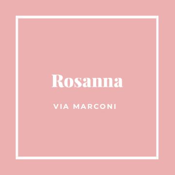 Rosanna Via Marconi logo