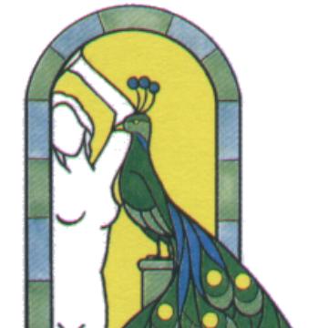 Peacock Beauty logo