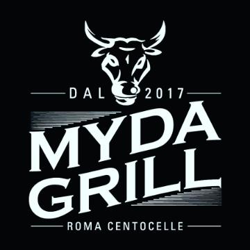 Myda Grill logo