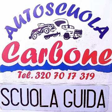 Autoscuola Carbone logo