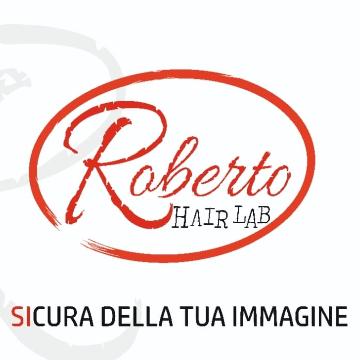 Robertohairlab logo