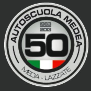 AUTOSCUOLA MEDEA logo